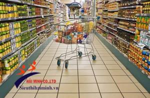 3 tiêu chí chọn mua xe đẩy hàng siêu thị
