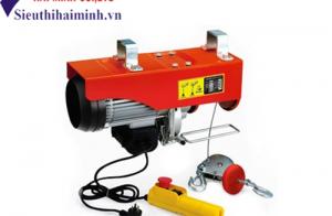 Cách chọn tời điện phù hợp với nhu cầu sử dụng