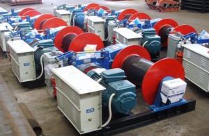 Máy tời điện mặt đất : Sự cố thường gặp và cách khắc phục đơn giản nhất