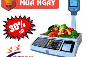 3 dòng cân tính tiền được đánh giá cao tại siêu thị Hải Minh