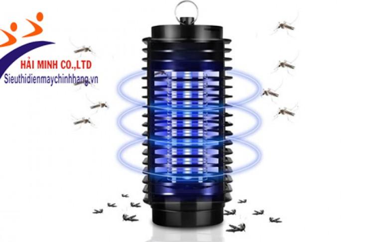 Cách dùng đèn diệt côn trùng tiết kiệm điện từ chuyên gia