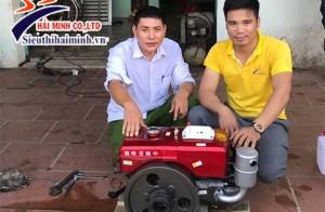 Giá bán động cơ diesel bao nhiêu?
