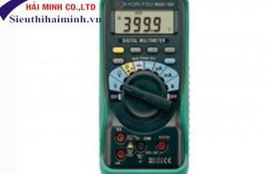 Sử dụng đồng hồ đo điện vạn năng Kyotitsu 1009 kiểm tra mạch bán dẫn đơn giản nhất