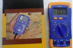 Đồng hồ đo điện vạn năng điện tử trợ thủ đắc lực cho các kỹ sư