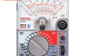 Đồng hồ đo điện vạn năng chỉ thị kim có cấu tạo như thế nào?