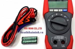 Tìm hiểu về đồng hồ đo điện vạn năng