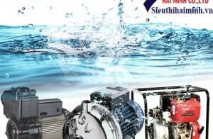 Tổng hợp các thương hiệu máy bơm nước hàng đầu