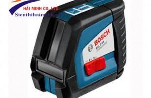 Máy cân mực laser Bosch GLL 2-50 – thiết bị cân mực hàng đầu của thương hiệu Bosch