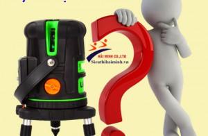 Chia sẻ kinh nghiệm chọn mua máy cân bằng tia laser