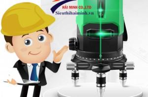 Máy cân bằng laser - Đo đạc nhanh chóng, đảm bảo tính chính xác