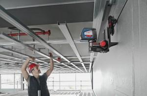 Review máy cân mực laser Bosch GLL 2-50