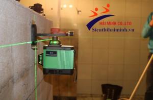 Nên mua máy cân bằng laser ở đâu Hà Nội?