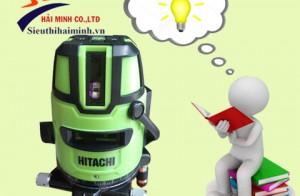 Tìm hiểu máy cân bằng laser hãng hitachi