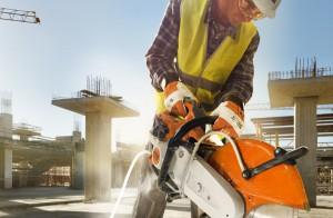 7 quy tắc vàng sử dụng máy cắt bê tông an toàn và hiệu quả