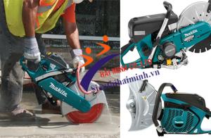 Cách sử dụng máy cắt bê tông cầm tay Makita EK7651H hiệu quả
