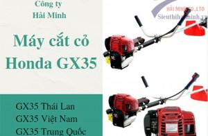 Máy cắt cỏ Honda GX35 Thái Lan - Việt Nam- Trung Quốc
