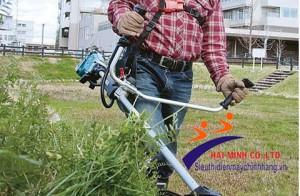 Đánh giá máy cắt cỏ chạy pin Makita BBC231URDE