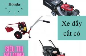 Xe đẩy cắt cỏ Honda nào đang có hàng trong tháng 10?
