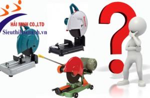 Sử dụng máy cắt sắt giá rẻ liệu có thực sự tốt?