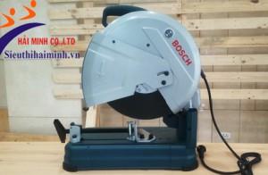 Máy cắt sắt Bosch GCO 200 cắt sắt nhanh vượt trội