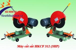 Kỹ thuật sử dụng máy cắt sắt HKCF 312 chuẩn xác nhất