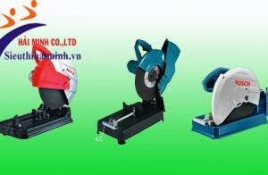 Khảo sát giá máy cắt sắt trên thị trường hiện nay