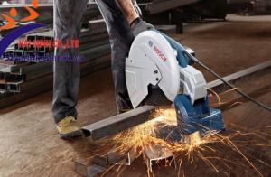 Ưu điểm và cách sử dụng máy cắt sắt