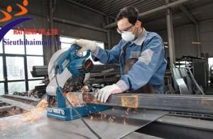 Hướng dẫn sử dụng và bảo quản máy cắt sắt