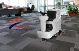 Top 2 máy chà sàn giặt thảm hãng Clepro được ưa chuộng
