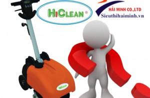 2 mẫu máy chà sàn liên hợp giá rẻ nhất của hãng Hiclean
