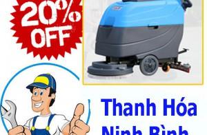 Ở Thanh Hóa. Mua và sửa máy chà sàn liên hợp chỗ nào?