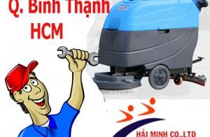 Ở HCM. Mua và sửa máy chà sàn liên hợp chỗ nào?