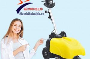 Khi nào nên mua máy chà sàn liên hợp mini?