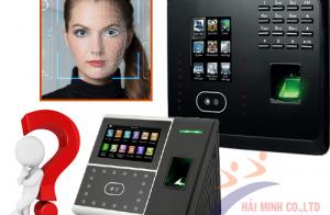 Máy chấm công khuôn mặt dùng cho mô hình kinh doanh nào?