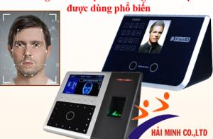 Những model máy chấm công khuôn mặt được dùng phổ biến