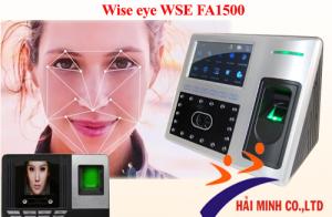 Tính năng của máy chấm công khuôn mặt Wise eye WSE FA1500