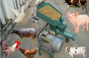 Máy chế biến thức ăn chăn nuôi đem lại lợi ích gì cho bà con ?