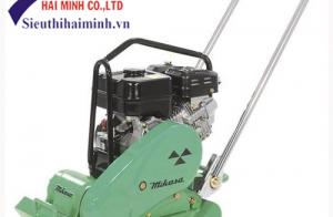 Công dụng và cấu tạo của máy đầm bàn và máy đầm dùi
