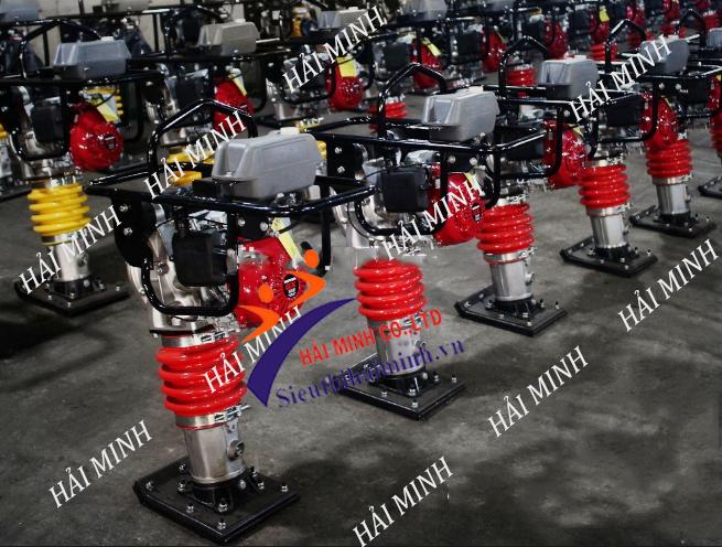 Siêu thị Hải Minh là đơn vị chuyên cung cấp máy đầm cóc Honda chính hãng, giá tốt
