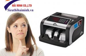 Có nên mua máy đếm tiền Silicon MC-3600 không?