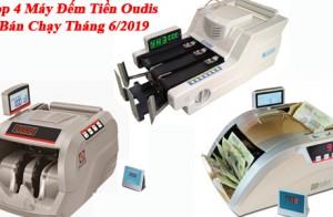 Top 4 Máy Đếm Tiền Oudis Bán Chạy Tháng 6/2019