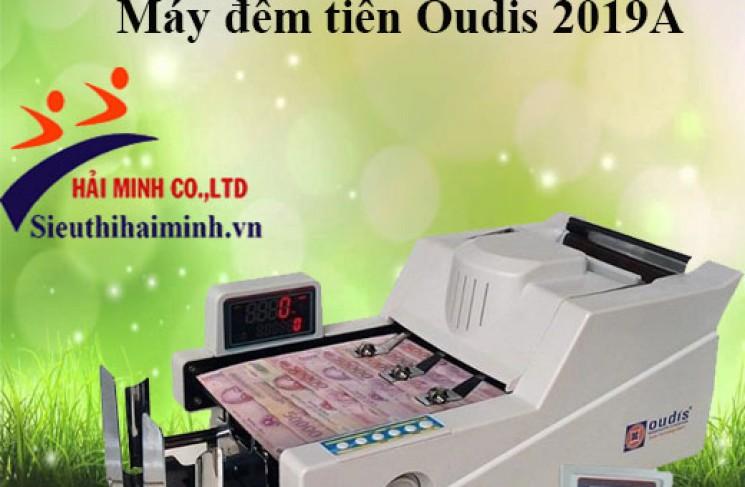 Giới thiệu máy đếm tiền OUDIS 2019A