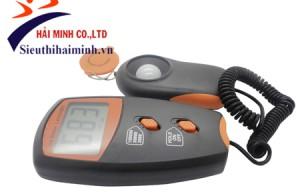 Hướng dẫn cách sử dụng máy đo ánh sáng M&MPro; LMLX1010BS