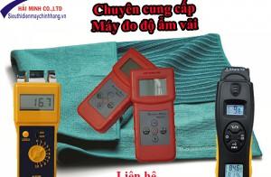 Giải đáp những thắc mắc về máy đo độ ẩm vải cùng siêu thị Hải Minh