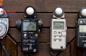 11 tính năng chính của máy đo cường độ ánh sáng
