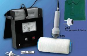 6 công dụng tuyệt vời của máy đo độ ẩm vải trong ngành may dệt