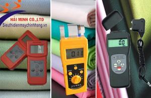 Những ưu điểm nổi bật của máy đo độ ẩm vải cầm tay
