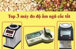 Top 3 máy đo độ ẩm ngũ cốc chính xác và tiết kiệm thời gian