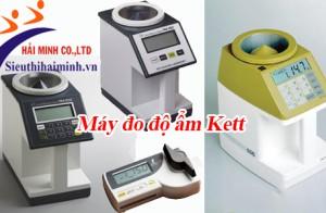 Hải Minh cung cấp máy đo độ ẩm nông sản Kett chất lượng
