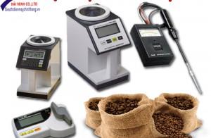 Top 4 máy đo độ ẩm cà phê chuyên dụng của hãngKett Nhật Bản